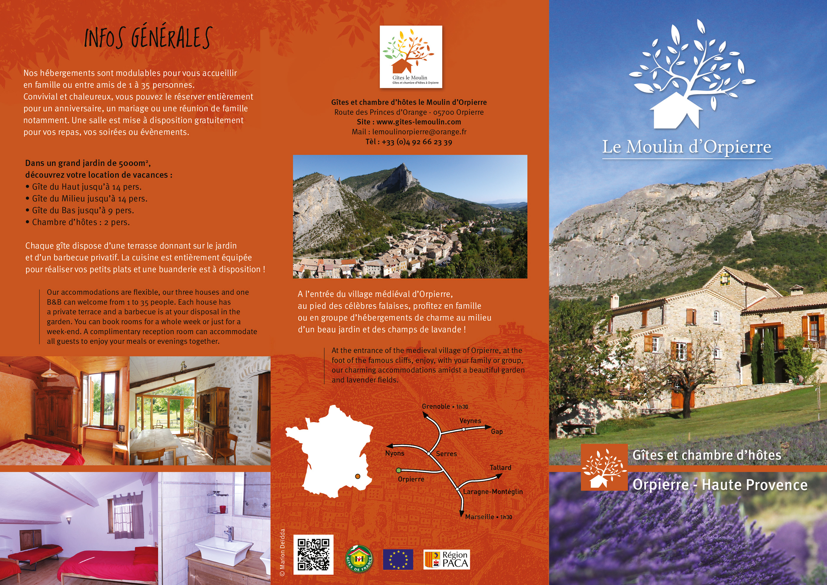 Brochure G tes Le Moulin